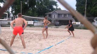 Sand Volley Ball